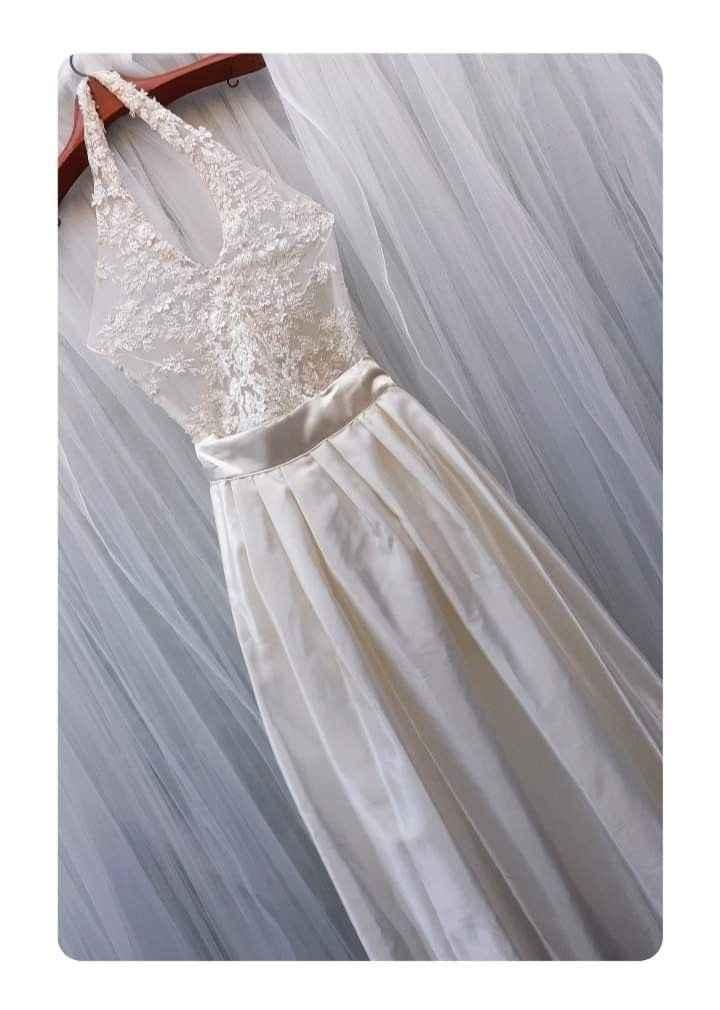 Mi vestido.! - 1