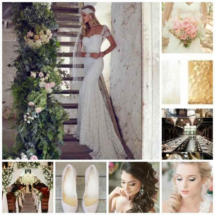 mi estilo de novia Casamientos.com.ar