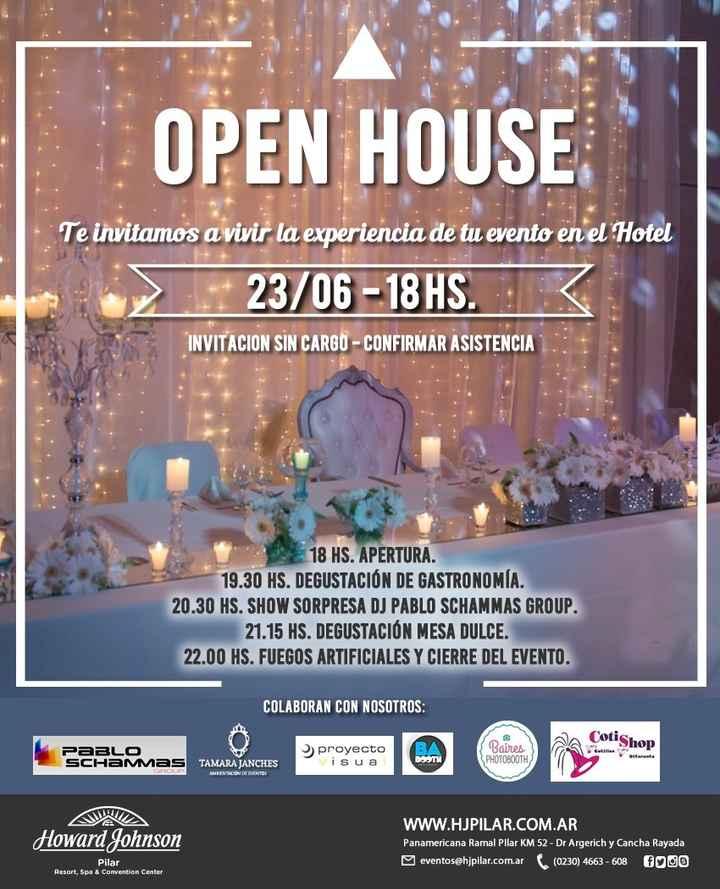Evento - Open House