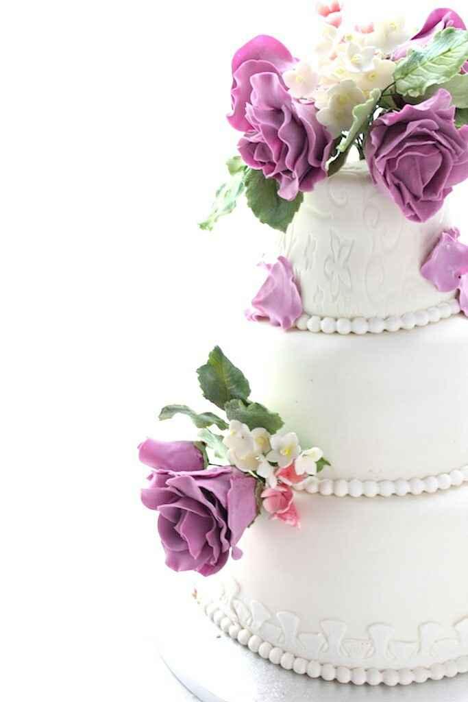 Ale, mi torta de casamiento - 1