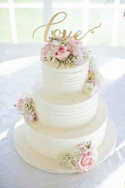 Ale, mi torta de casamiento - 2