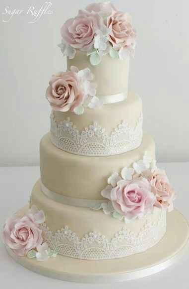 Ale, mi torta de casamiento - 4