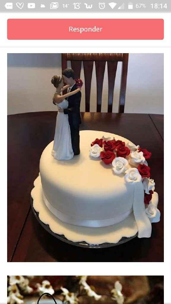 Ale, mi torta de casamiento - 9