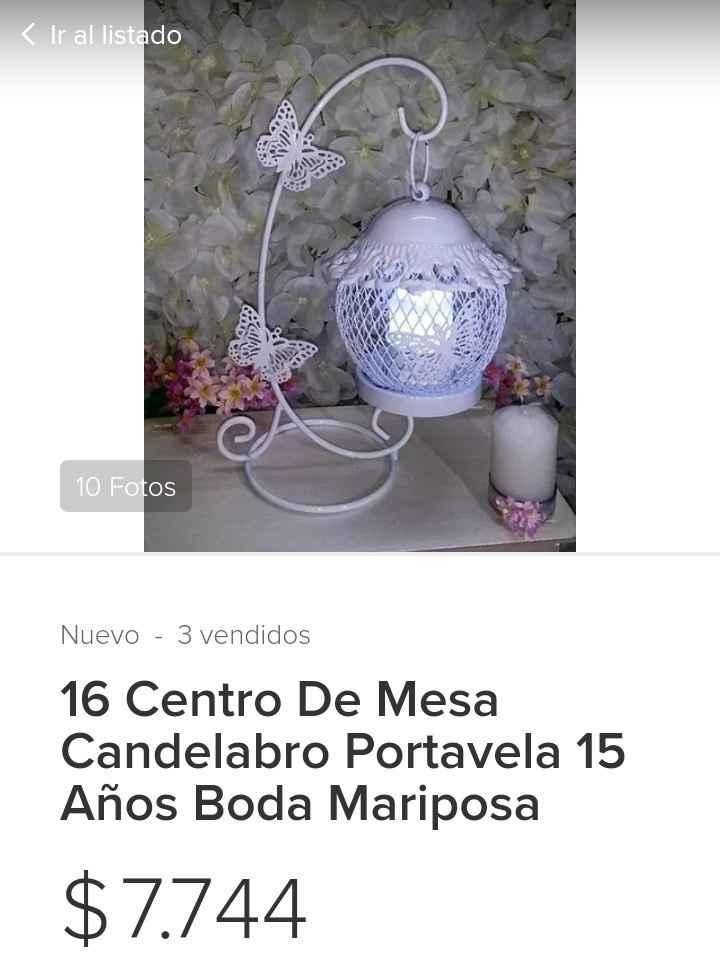 Souvenir y centro de mesa: Mendoza - 2