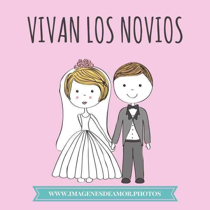Maricel + mi casamiento en 3 imágenes, - 1