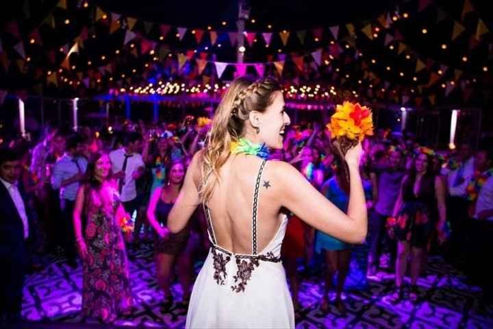 Maricel + mi casamiento en 3 imágenes, - 2