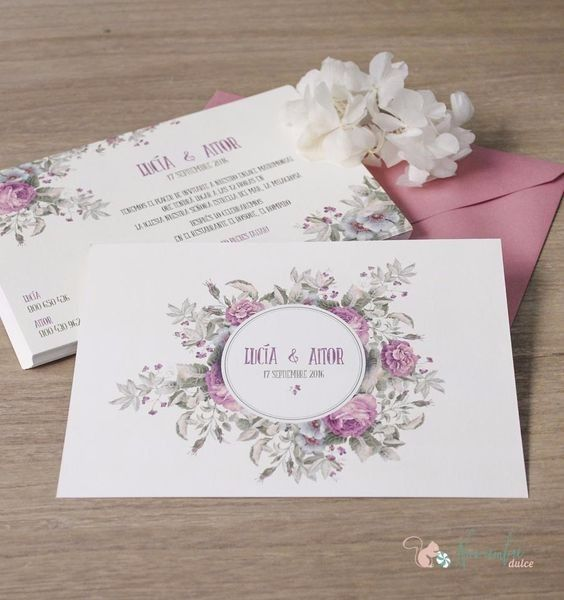 I Say Yes To... This Wedding Invitation