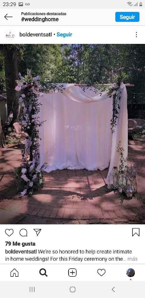 Organizar boda en casa - 6