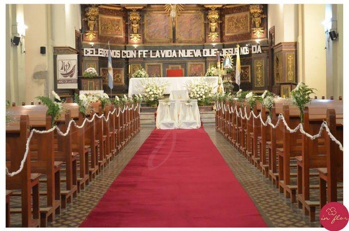 Esta es nuestra iglesia!!