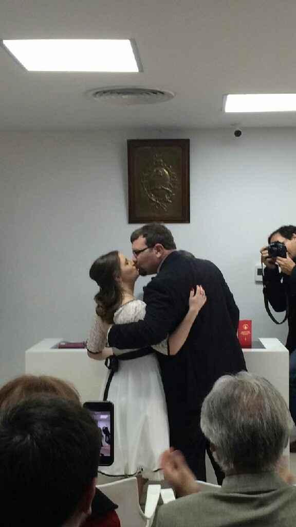 Y nos casamos!!! - 3