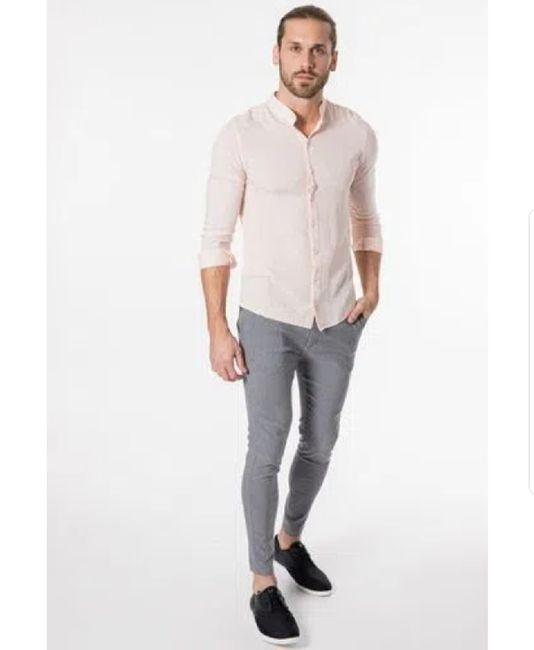 Este color de traje: ¿le pega o no le pega? - 1