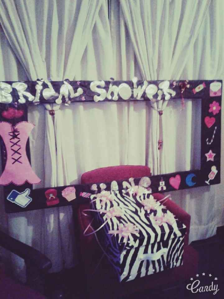 "Despedida de soltera ""bridal shower"" - 2"