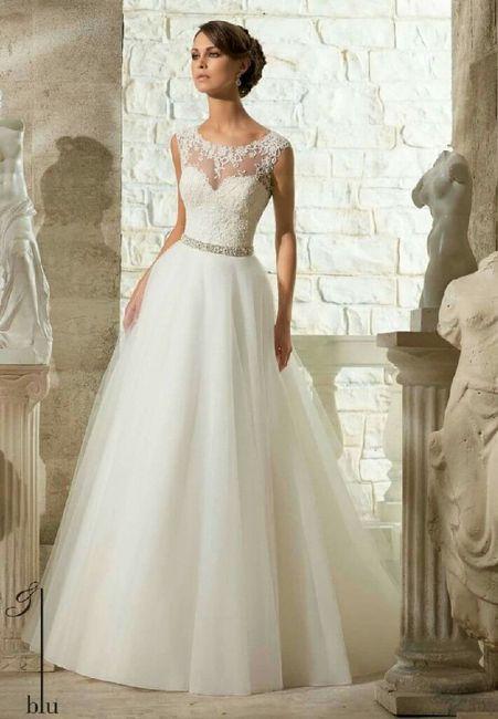 finalmente hablemos de telas para tu vestido de novia! - página 2