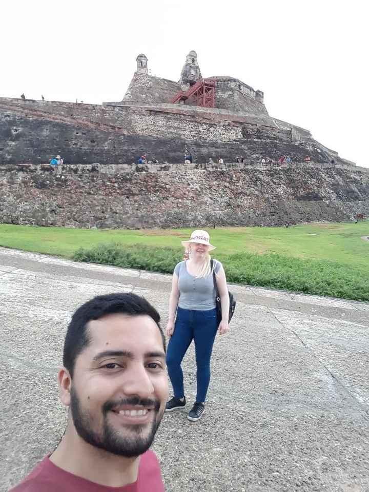 Luna de Miel en Cartagena 1