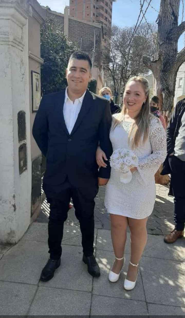 Felicidad ya casada por civil!!!! - 1