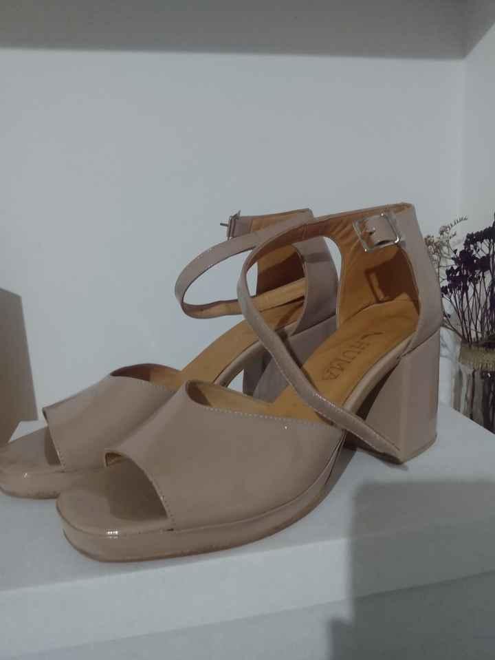 Zapatos Talle 41 Zona Sur - 1