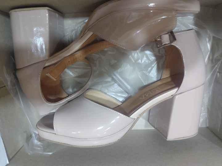 Zapatos Talle 41 Zona Sur - 2