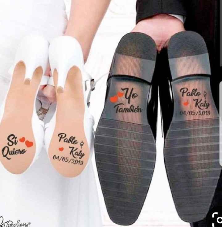 Cuál frase elijo para los zapatos?? - 2