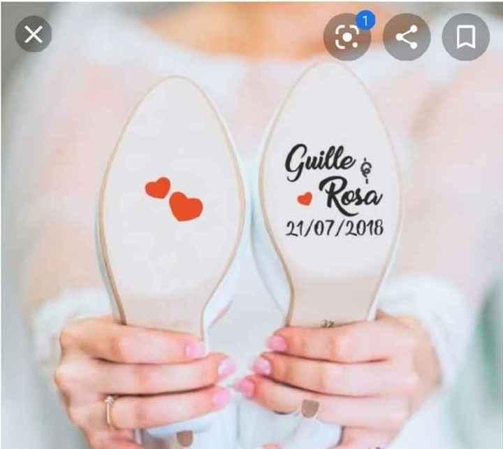 Cuál frase elijo para los zapatos?? - 3