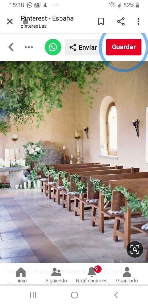 Decoración de Iglesia/civil - 2