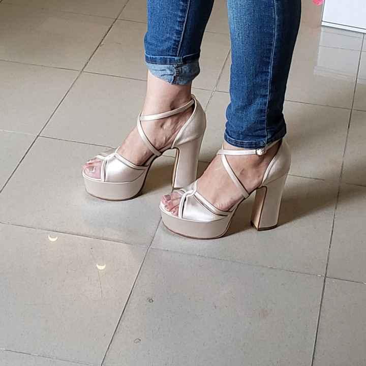 6 Colores para tus zapatos...¡VOTÁ el tuyo!👠 - 1