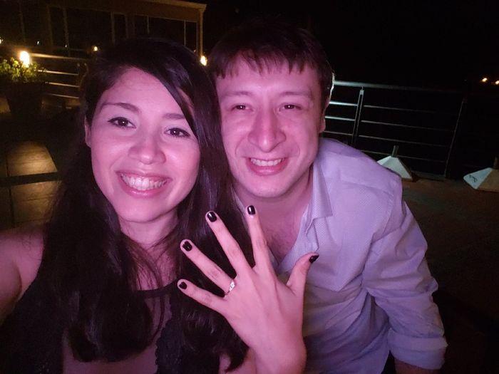 ¿Cómo fué la propuesta de casamiento? 5