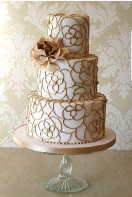 Torta de boda 5