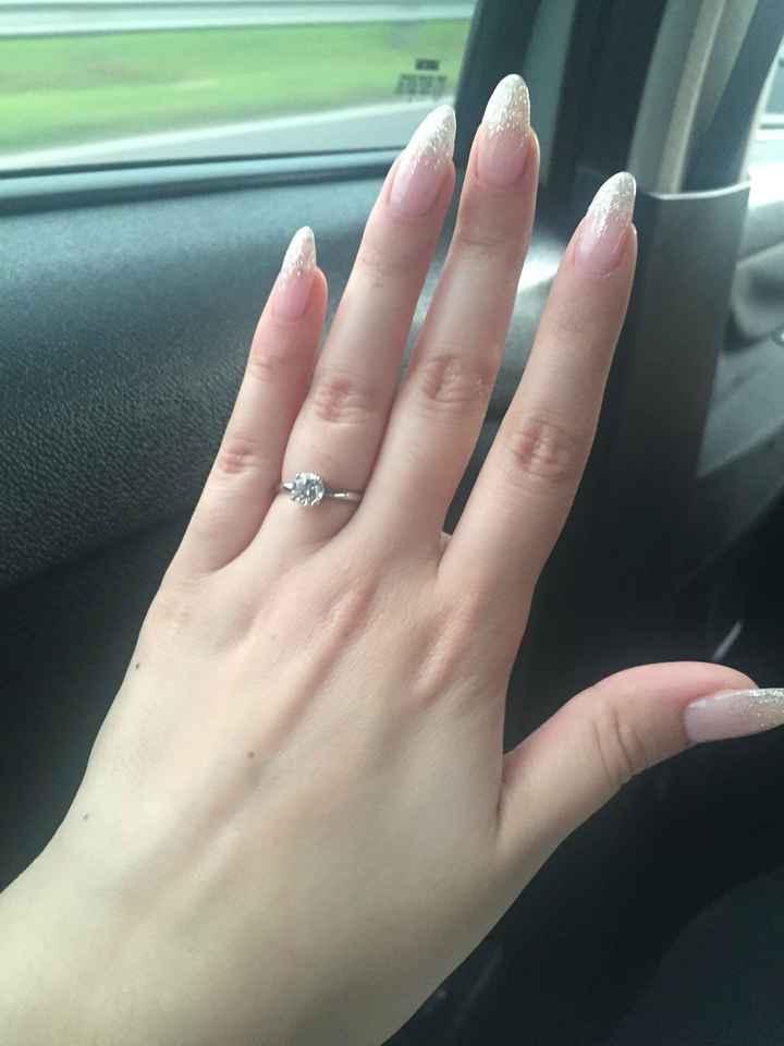 ¿Se cambia el anillo de compromiso? - 2