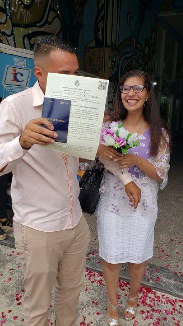 Nos casamos!!!! 4