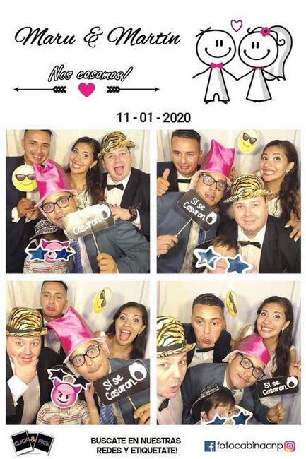 Llegaron las fotos de nuestro gran día! ♥ 14