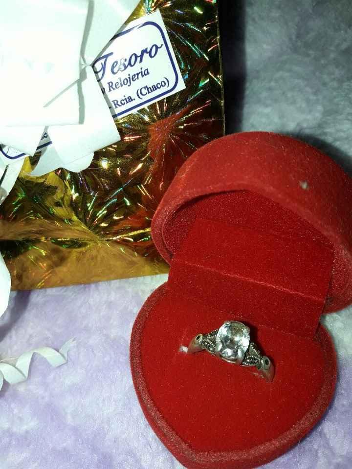 Recién  comprometida 💍😍❤ - 1