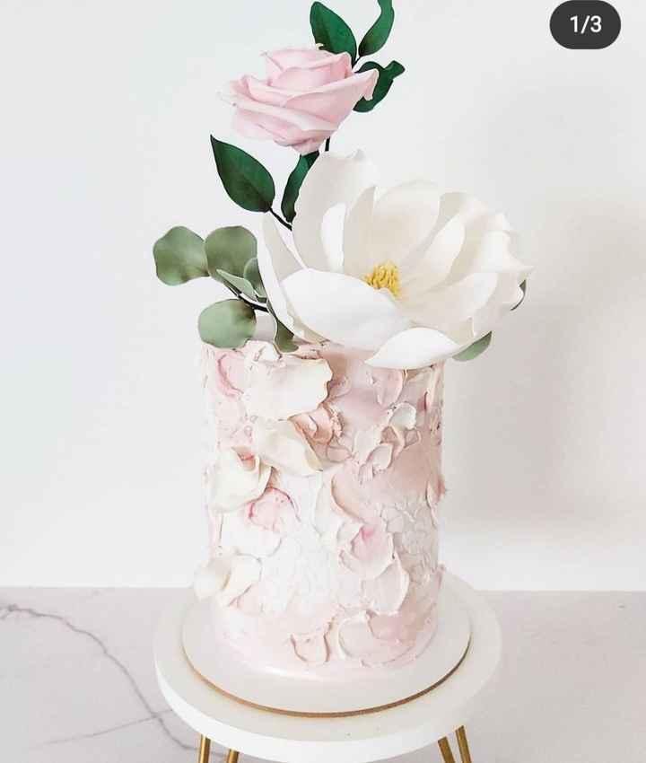 Torta de casamiento 🤔 - 3