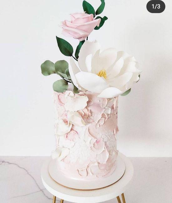 Torta de casamiento 🤔 5