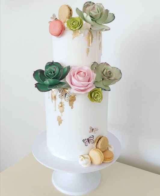 Torta de casamiento 🤔 7