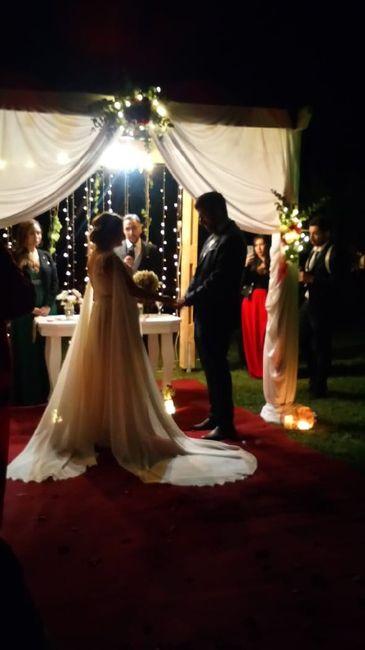 Felizmente casados 💜 3