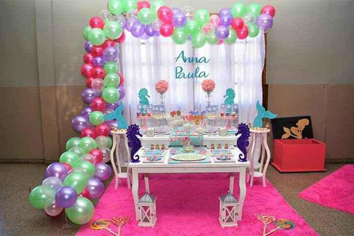 ¿Cómo fue o será su mesa dulce? - 1