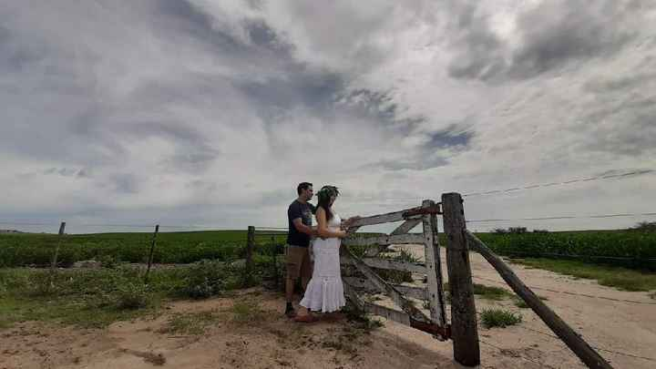 Primer sesion fotos pre boda 💖 - 3