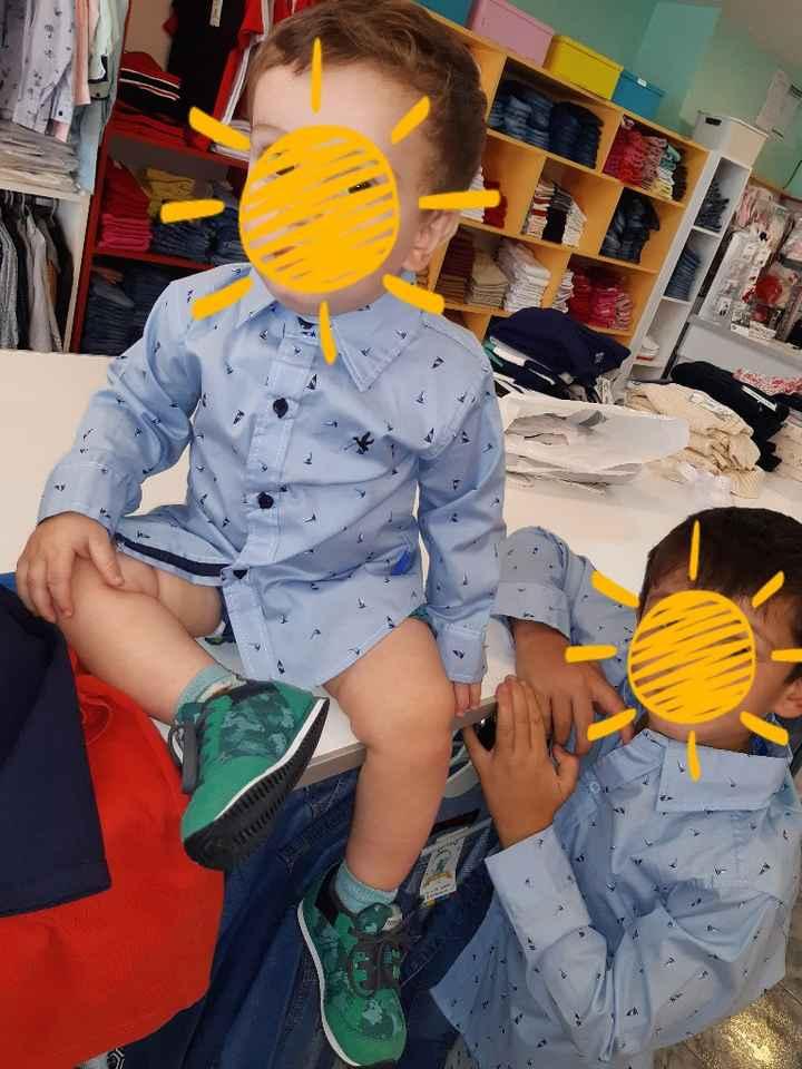Empezamos con la ropa de los hijos 💖 - 1