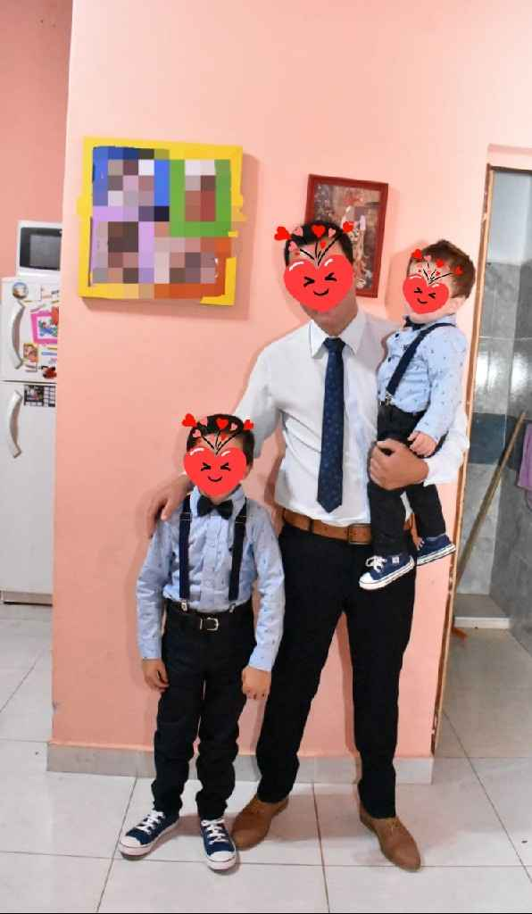 Como vestir al niño - 1