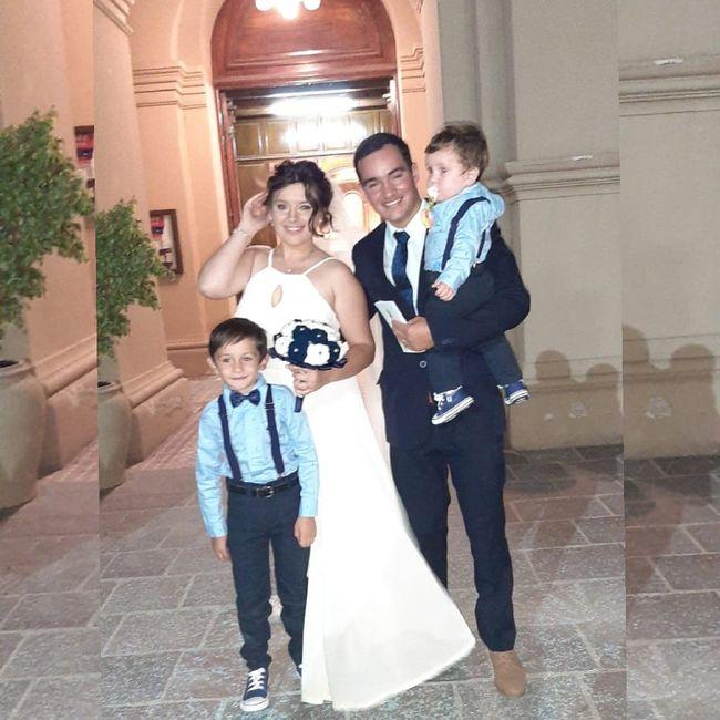Nuestra boda ❤️ 1