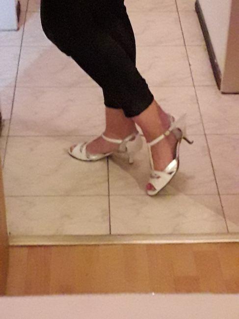 5 Zapatos para novias con pasos muy sensuales! - 1