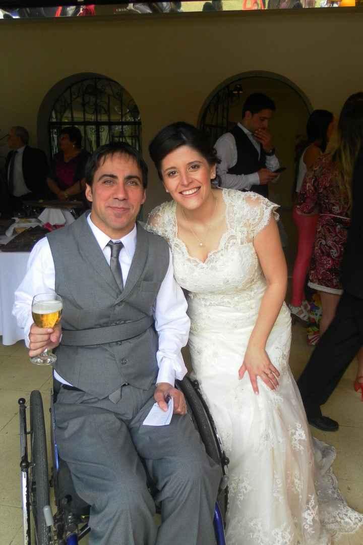 Ya marido y mujer!!!