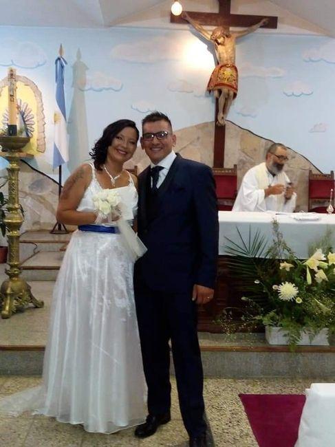 Ya casados 💏❤ 1