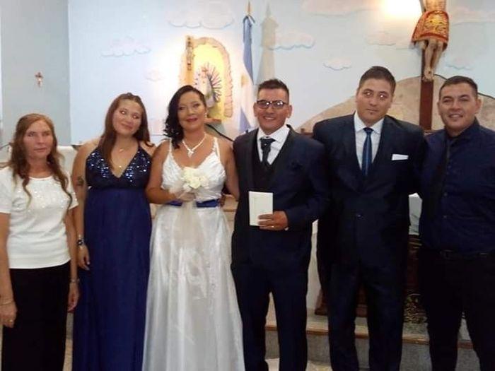 Ya casados 💏❤ 4