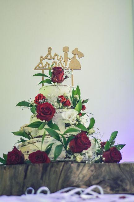 Crónica de nuestra boda ♥ 8