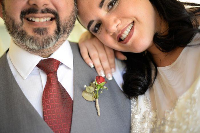 Crónica de nuestra boda ♥ 9