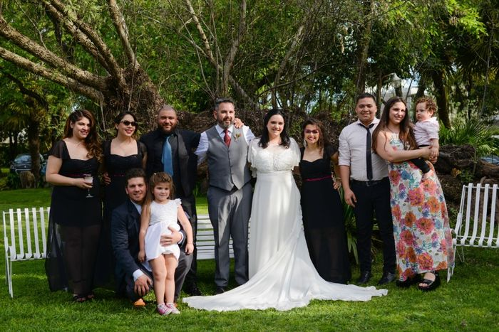 Crónica de nuestra boda ♥ 12