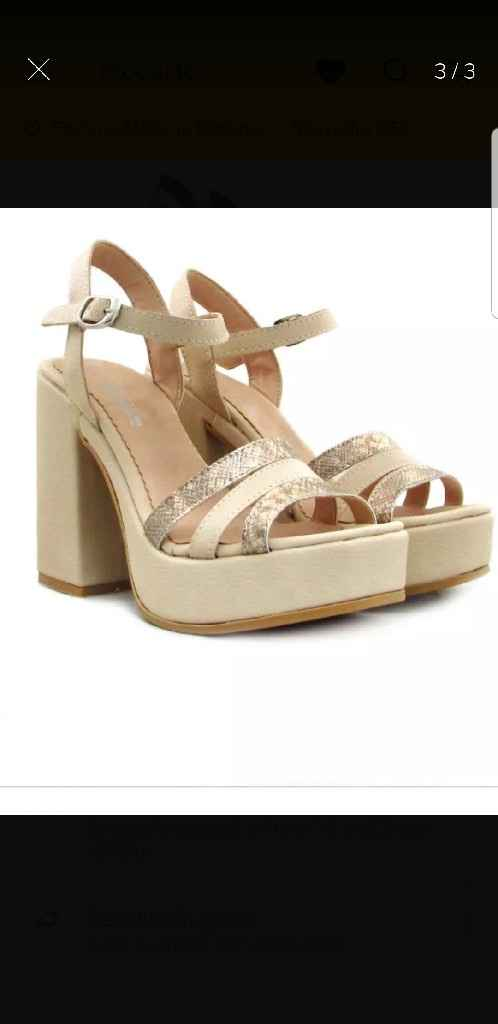 ¡Me caso en 3 meses o menos! 👉 Los Zapatos - 2