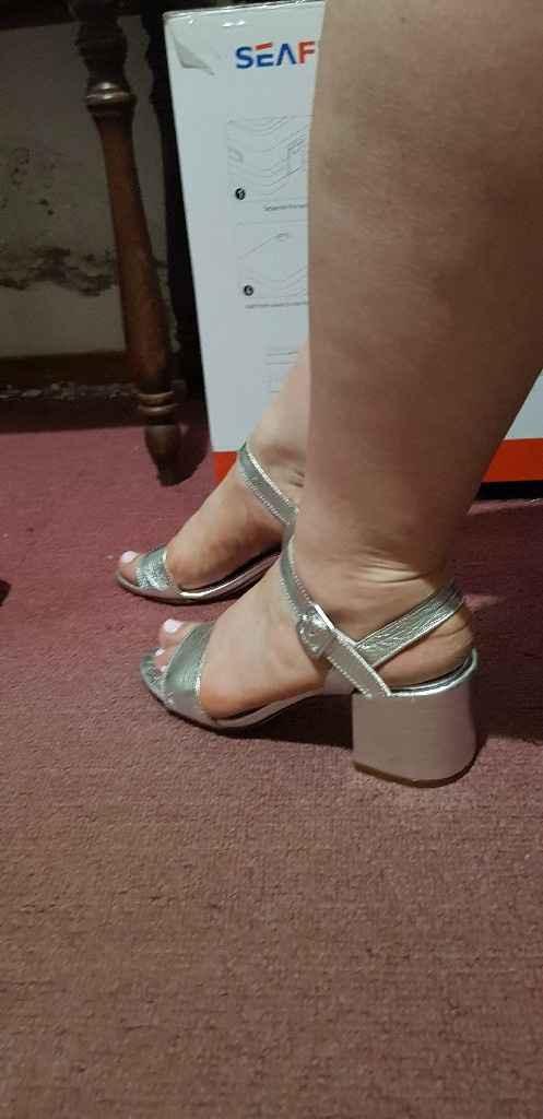 Zapatos taco chino o taco fino??? - 2