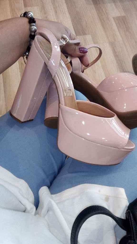 Zapatos ....listo ✓ - 1